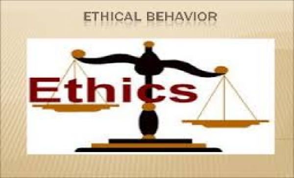 ETHICAL BEHAVIOR IS GOOD BUSINESS
