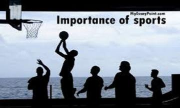 Importance of Sports in our Life